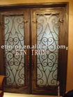 double front entry door--------ETN D050