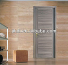 Simple style pvc skin Wooden door