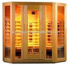 3-4-person Deluxe Sauna room(HW-XZ-8010)