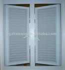 2011 new style PVC casement window W-P76