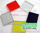 50mm transparent weather ability and sound insulation Acrylic sheet (PMMA)