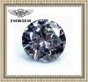 fashionable shining high-quality artificial cz stones