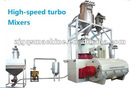 High-Speed PVC Powder Turbo Mixer (SHR-500C)