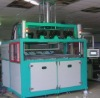 Thick plastic forming machine