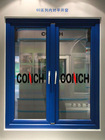 best quality conch pvc swing window in guangzhou