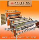 Reflective material compound machine