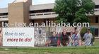 TX-TEX PVC mesh banner advertising