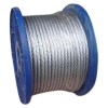 7x19 galvanized aircraft cable