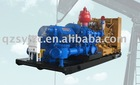 Drilling mud pump package (diesel transmission)