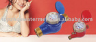 Multi jet dry-dial type cold(hot) water meter