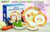 20PCS MELAMINE DINNER SET