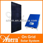 Energy Saving Solar Product 10KW Solar Photovoltaic Systems Fit For Remote Area