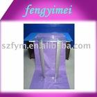 Clear Lucite/Perspex/PMMA/ Acrylic podium
