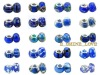 Lampwork Mix Wholesale Glass Beads Fit European Bracelets