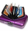 7 colours Aluminum Wallet As Seen On TV Credit Card Holder