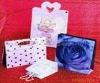 creative design fancy mini kraft gift paper bag