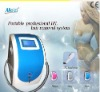2012 HOT home use hair removal with Painless IPL technology