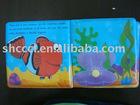 EVA baby bath book