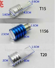 High Power Cree Q5 LED Car Reverse Turn Tail Brake Light Bulb