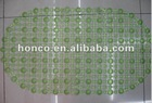 PVC bathroom mats
