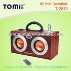 portable speaker mini stereo mp3 mini diginal speaker fq