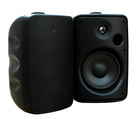 6.5 inch 2-way speaker system white or black plastic cabinet WSB-625T
