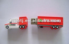 Truck pvc USB flash drive