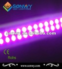 3 years warranty 18W tube 288leds SMD3528 DC24V light pink