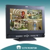 "20.04"" lcd cctv security monitor with HD SDI"