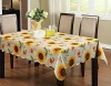 Machine embroidery painting Christmas Tablecloth,Table linen,table cover,table cloth
