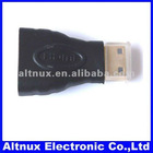 Brand New Adapter HDMI (type A) female to HDMI Mini (type C) male CP014
