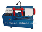 CNC Fully Automatic Scissor metal cutting band saw machine GZ4028