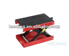 1100lb Mini Scissor motorcycle lift jack stand