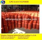 15KG LPG cylinder for Africa