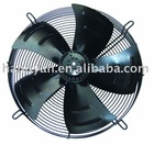Axial flow ventilator