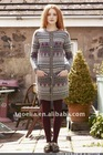 F/W lady wool cardigan