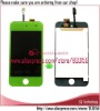 Green Color LCD Screen with Digitizer Assembly for iPod Touch 4 4th Gen