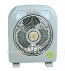 "12"" Rechargeable Box fan"