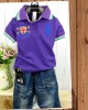 Popular children's polo shirt