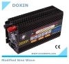 DC to AC 1500w Power inverter with 20A charger(DXP1500WUPS-20A)