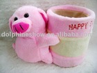 Plush toy pen cup(DL-1206J)