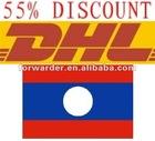 DHL express Bangkok thailand to China 4-7days