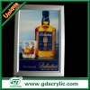 Advertising slim light box