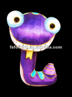 Chinese Zodiac Cartoon Snake Color Lantern for Coming Chinese New Year
