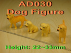 Cute Dog Figure