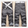 2012 wholesale cropped buttons men's pants CAP052