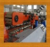 PVC wood plastic extrusion machine