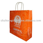 food grade paper handle bag