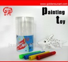 Washable drawing toy