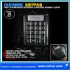 USB NUMERIC KEYPAD NUMBER KEY PAD CABLE KEYBOARD
